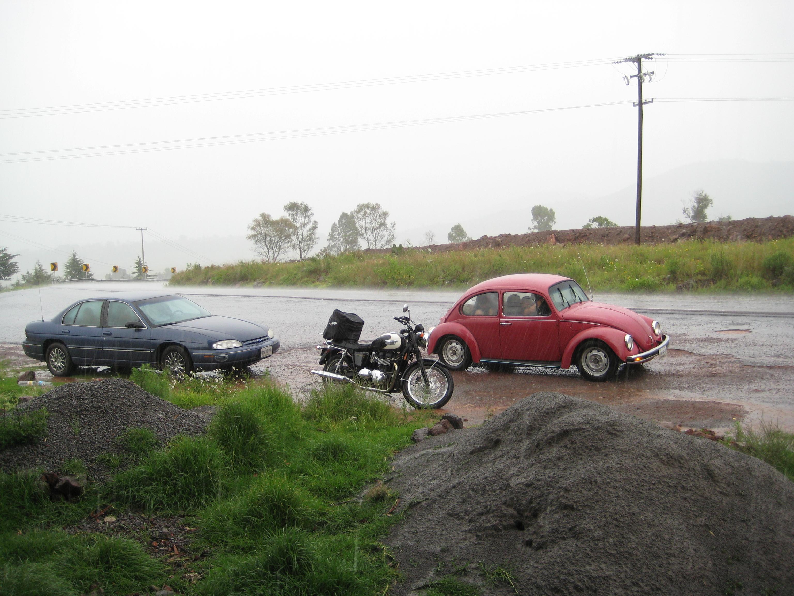 Chevy y Vocho acompañan a la Bonnie