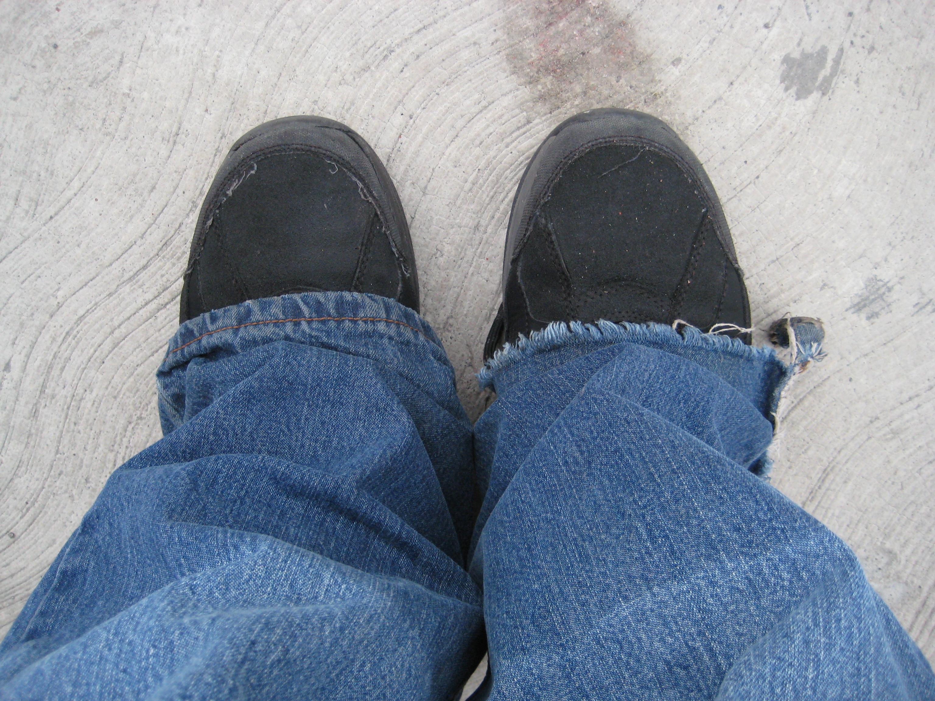 Tengo los pies congelados