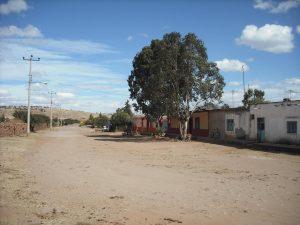 Las Huertas