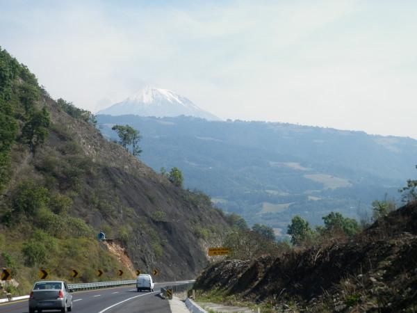 6 El Pico de Orizaba en las Cumbres de Maltrata