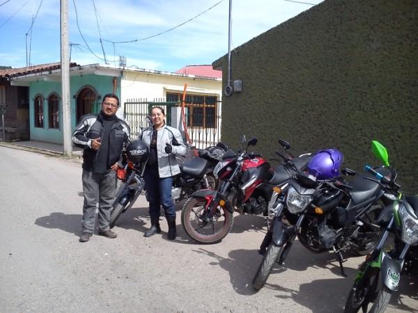 La foto del recuerdo con Pepe Reyes