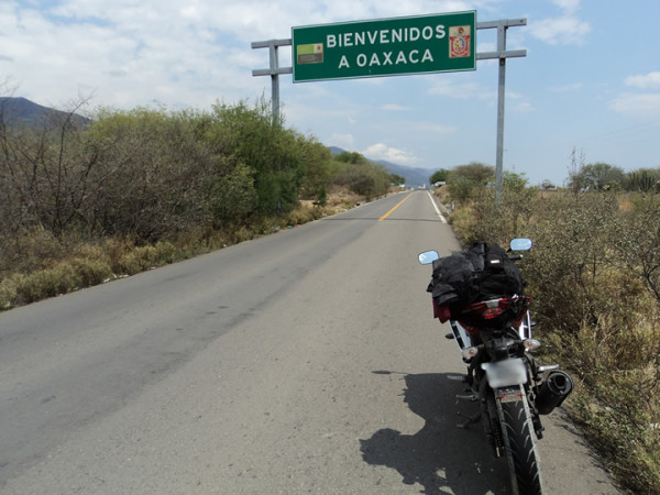 Welcome to Oaxaca, Mr. Romo