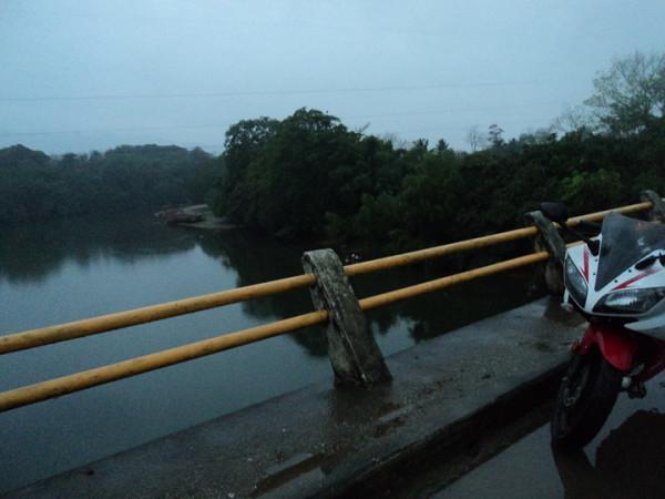 Otro río…