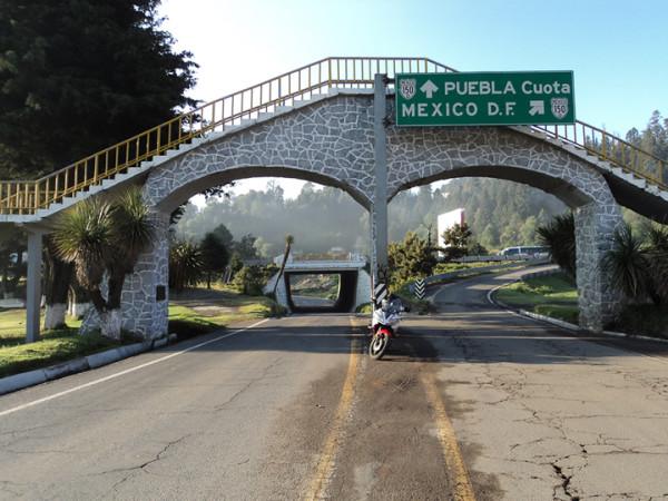 Puente coqueto