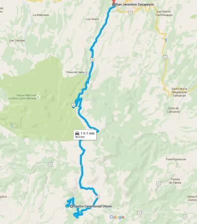 40km ideales para la M11