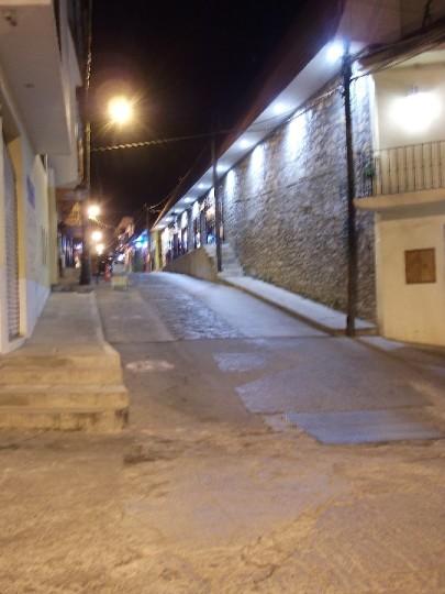 Xilitla de noche 2