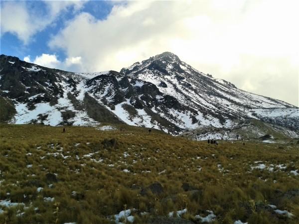 El Nevado de Toluca