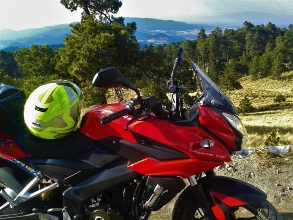 Bajaj Pulsar Adventure Sport