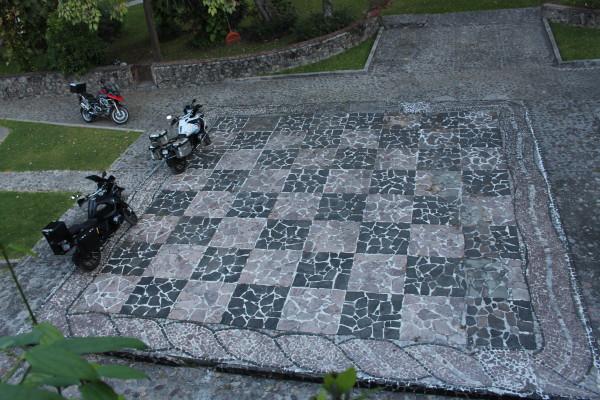 Un ajedrez