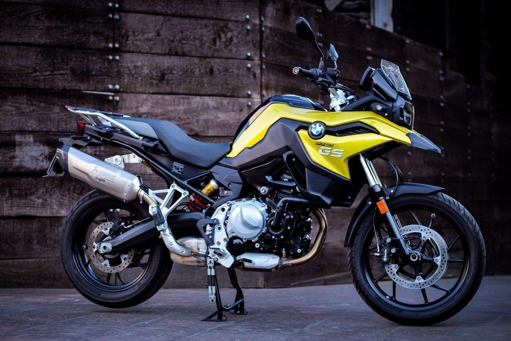 Quiero esta moto