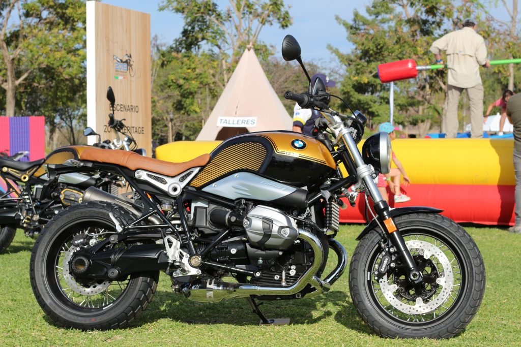 R NineT Scrambler Option 719