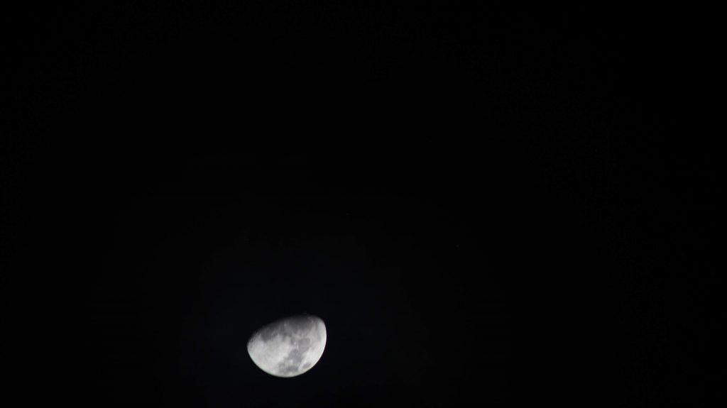 Luna viajera