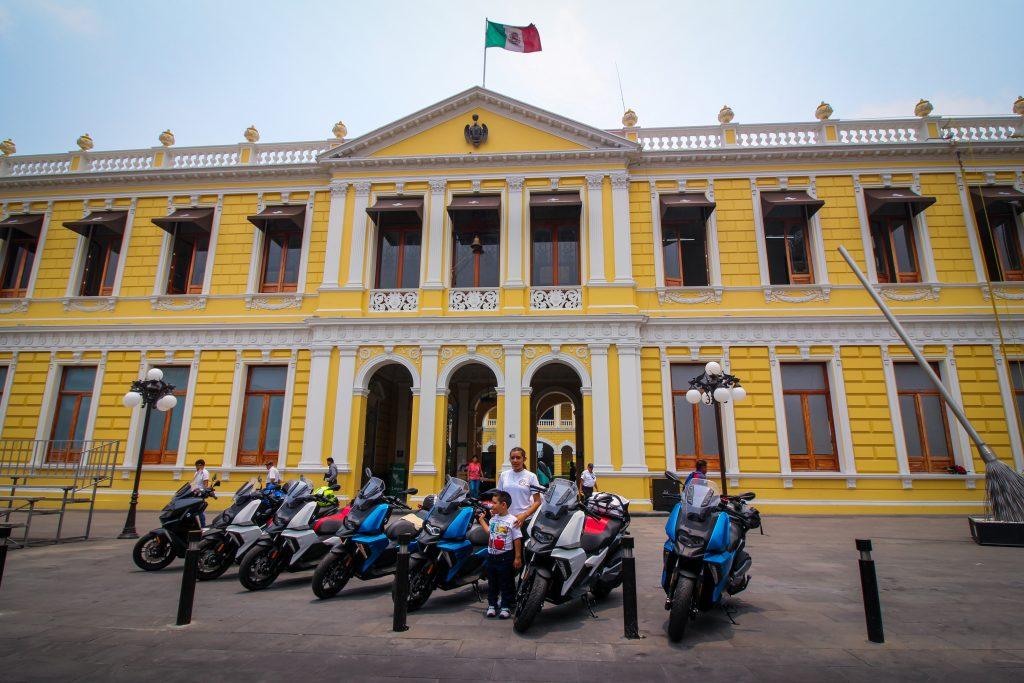 Check Point Palacio de Orizaba