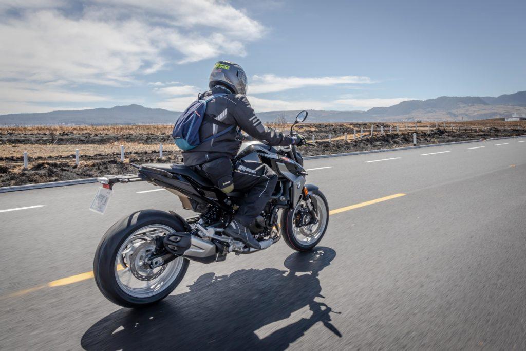 1er Contacto BMW Motorrad Days 2020